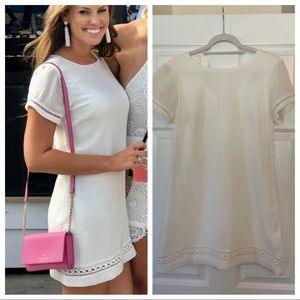Lulus White Dress - perfect for bride to be!